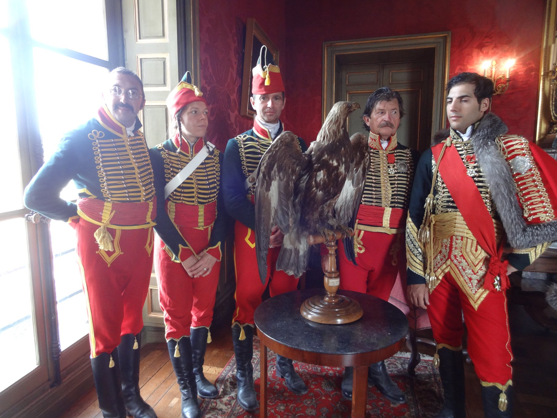 7 ème Hussard a Grosbois