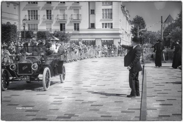 8 L'assassinat de l'Archiduc d'Autriche François Ferdinant