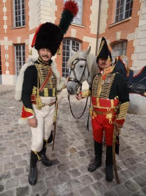 Bernard et le général Marbot