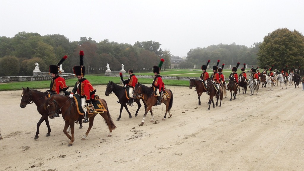 Fontainebleau vidocq