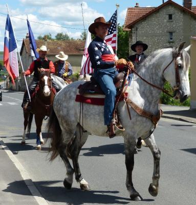 Groupe Western de Cavalerie d'Hier et Aujourd'hui