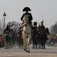 BICENTENAIRE DU RETOUR DE NAPOLEON AU LOUVRE