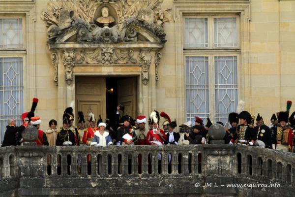 Les Adieux de Fontainebleau 0