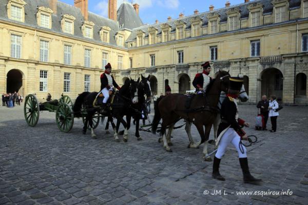 Les Adieux de Fontainebleau 12