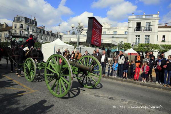 Les Adieux de Fontainebleau 13