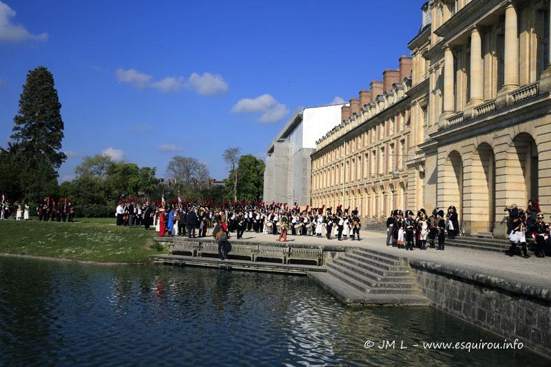 Les Adieux de Fontainebleau 15