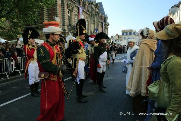 Les Adieux de Fontainebleau 5 b