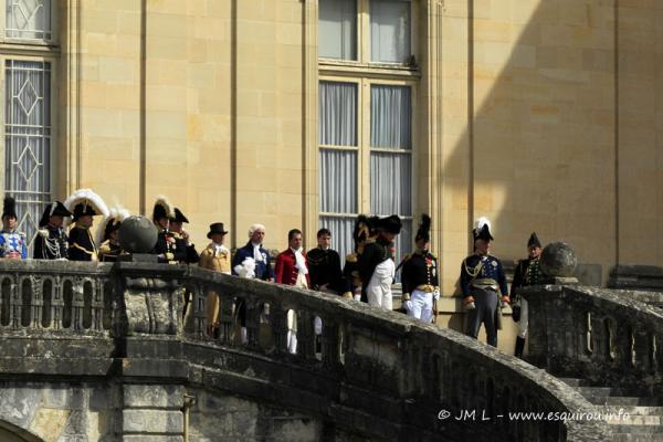 Les Adieux de Fontainebleau 2