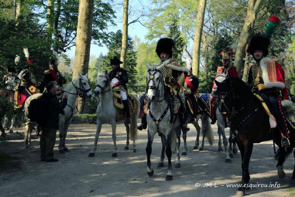 Les Adieux de Fontainebleau 10