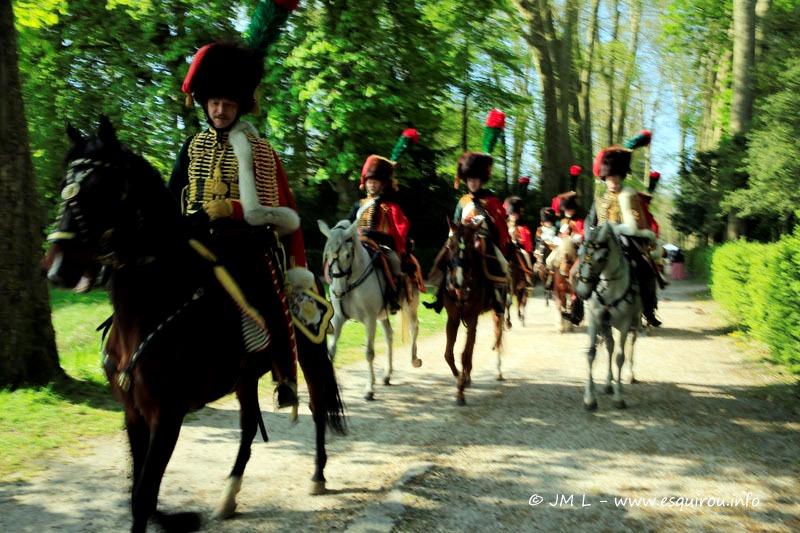 Les Adieux de Fontainebleau 11