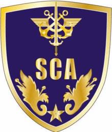Logo service du commissariat des armees