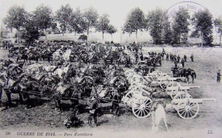Parc artillerie 1