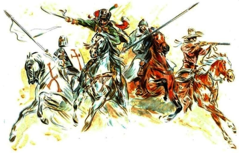 cavaleriedhieretdaujourdhui